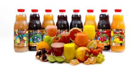 Плодово-ягодные концентр. соки, нектары, соки, сиропы, основа для морса!