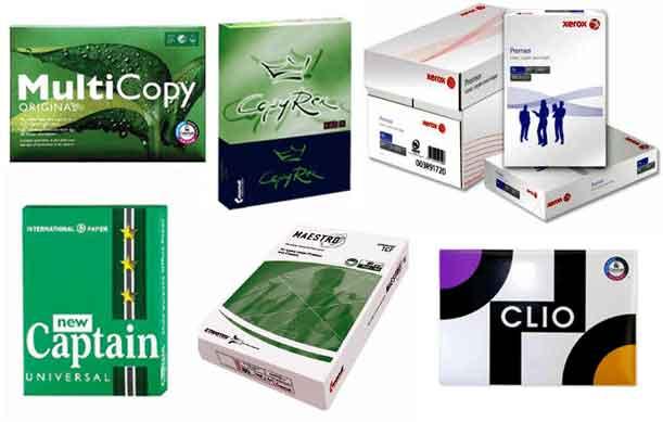 Бумага для офиса и изделия из бумаги, продажа