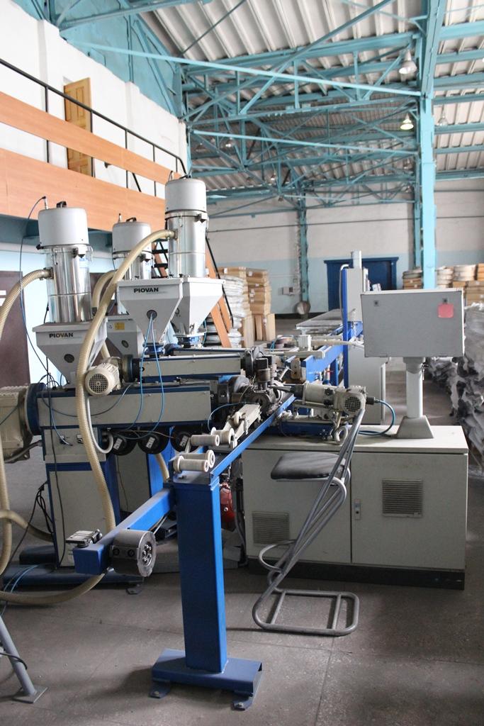 Продам линию производства металлопластиковых труб ЛТ16/32
