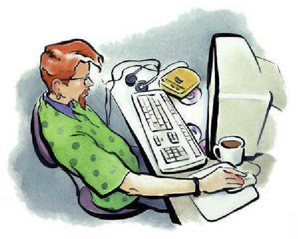 Интернет менеджер