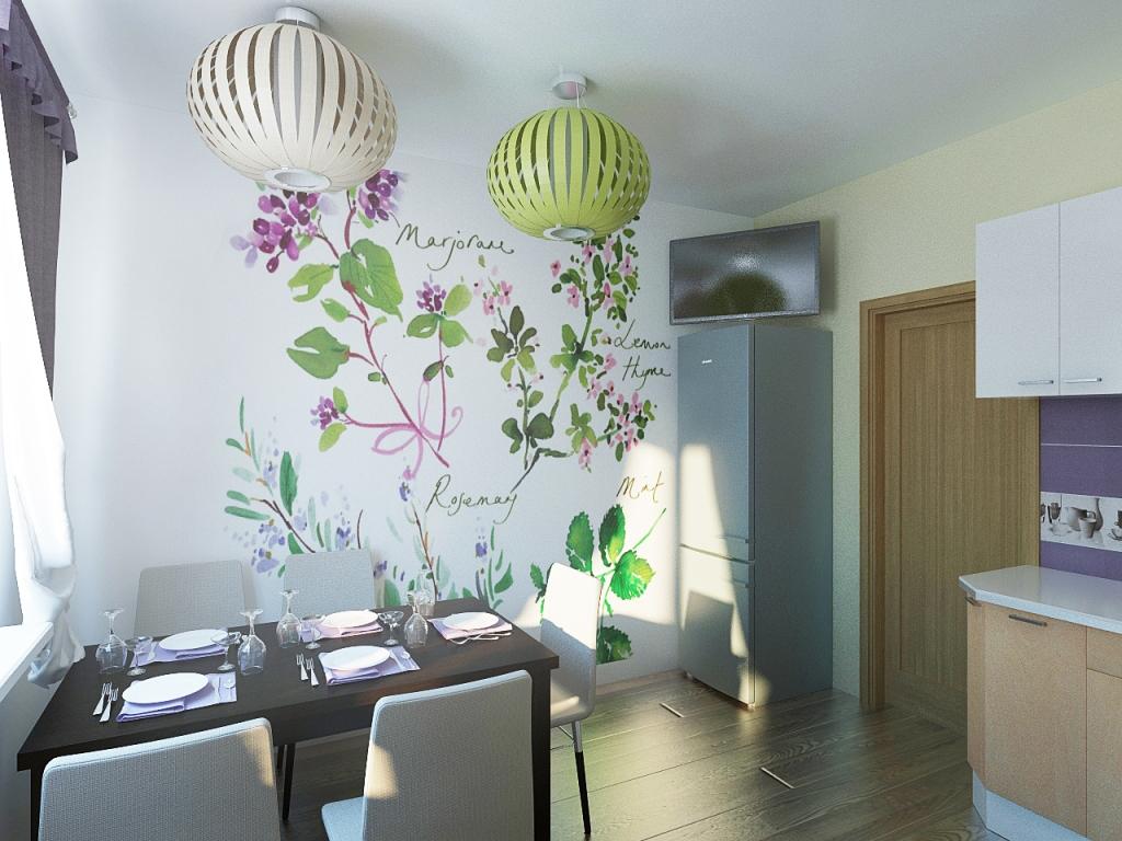 Дизайн интерьера квартир и домов от 590 руб./м2