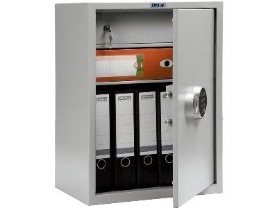 Бухгалтерский шкаф с электронным замком SL-65Т EL