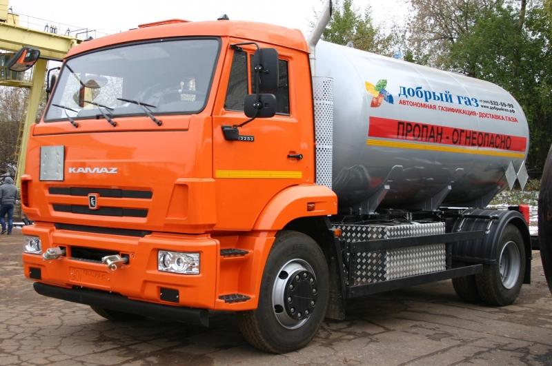 Реализация газа населению от компании Добрый газ