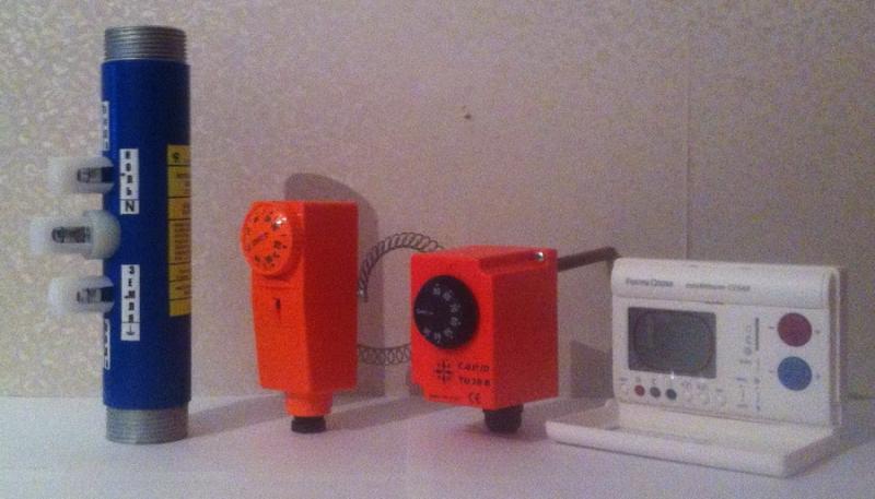 Экономичное электроотопление по низким ценам-почтой