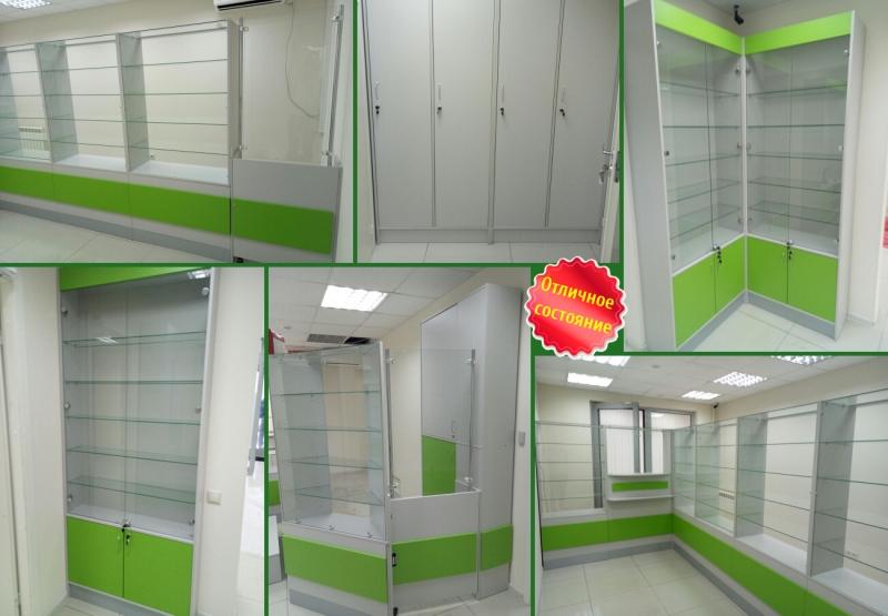 Мебель для аптеки бу