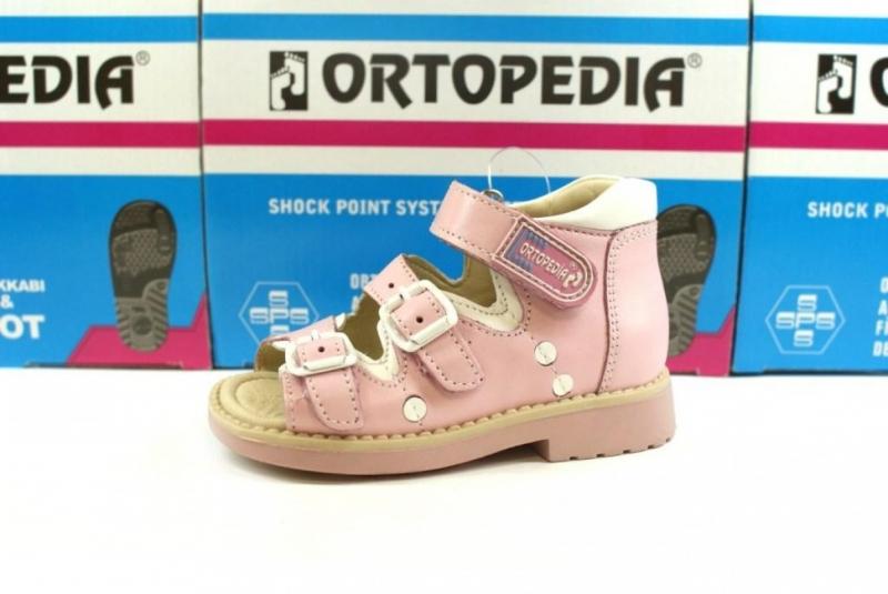 Детская ортопедическая обувь Ortopedia