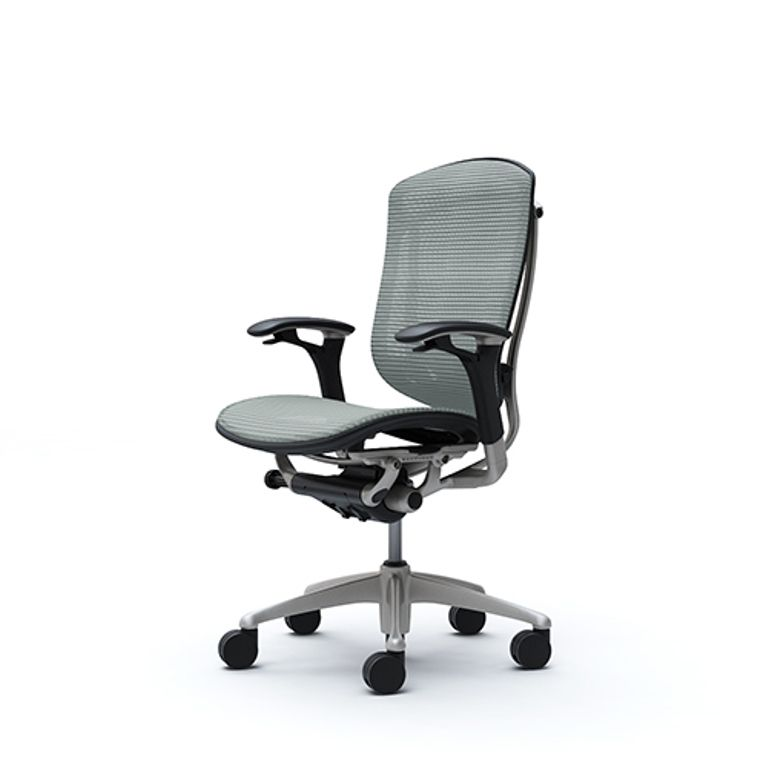 Эргономичные кресла для офиса. Офисные кресла OKAMURA.