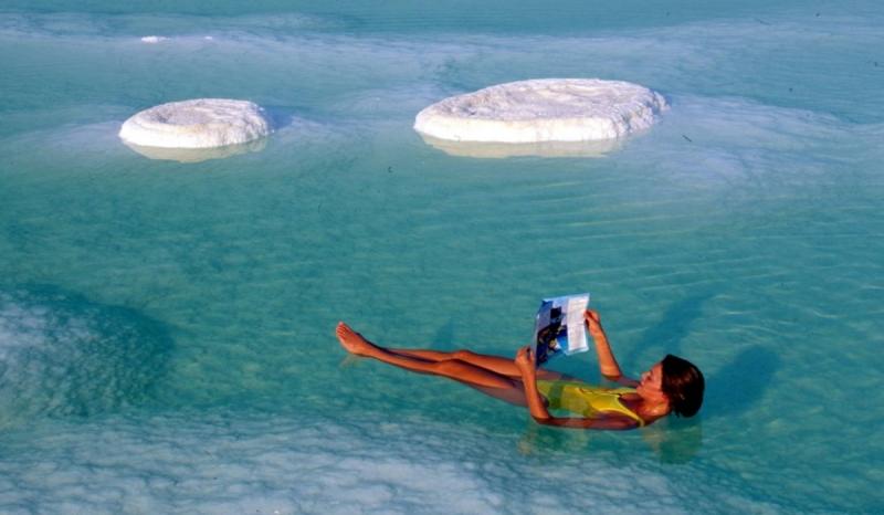 Оздоровительный тур на Мертвое море - Израиль