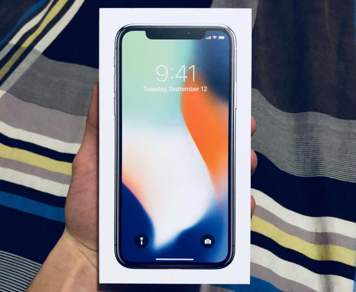 Новый Apple iPhone 10 на 256 GB