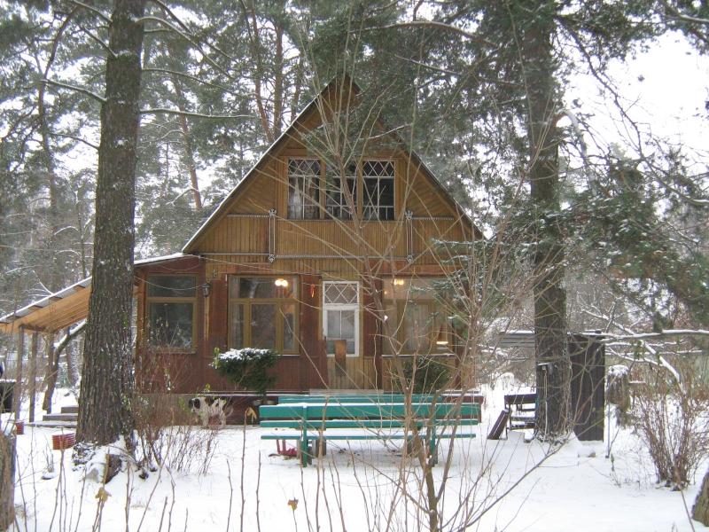 Земельный участок 22,5сот с домом и коммуникациями в Малаховке