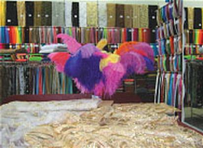 1000 видов тканей для тaнца, сцены и театра.