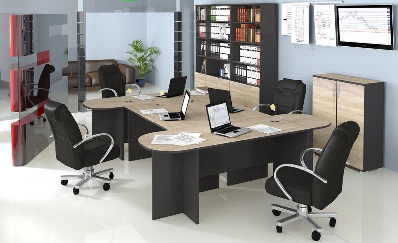 Офисная мебель бу по низким ценам