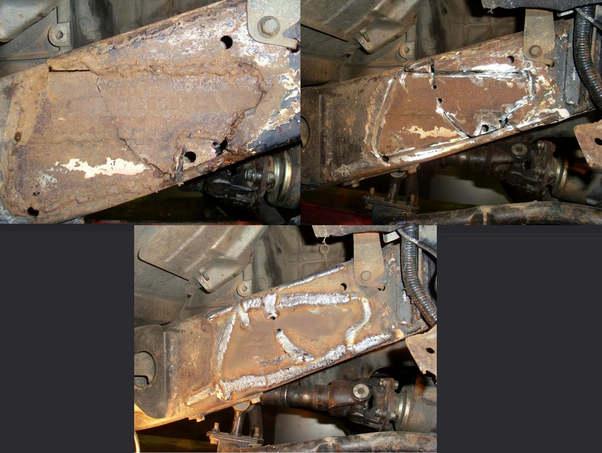 Восстановление и ремонт кабин коммерческого автотранспорта