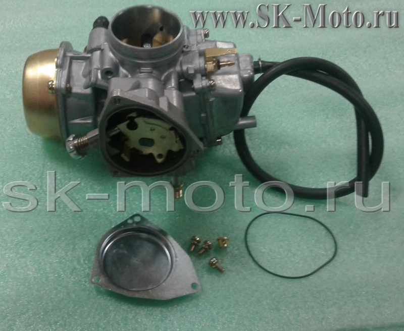 Продам карбюратор PD42J-A для квадроциклов Стелс Stels Hisun АРТ. 16100-F39-0000