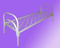 Кровати для бытовок, кровати для пансионата, кровати металлические для гостиницы