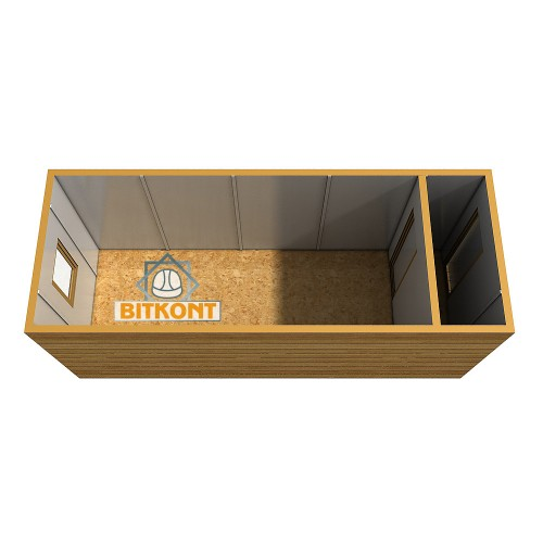 Б.У. Блок-контейнеры