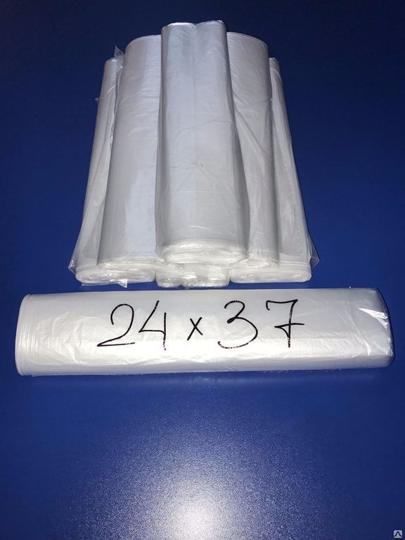 Фасовончые пакеты оптом в рулонах