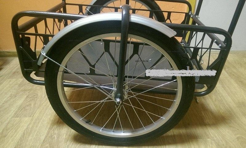 Велотележка велоприцеп BT-100