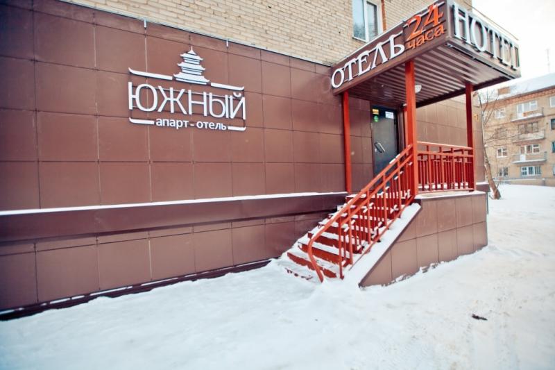 Гостиница в Барнауле для отдыха