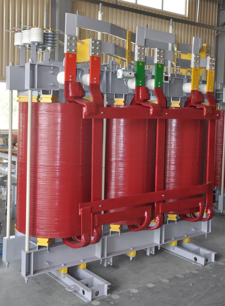Трансформаторы сухие под заказ от завода-изготовителя.