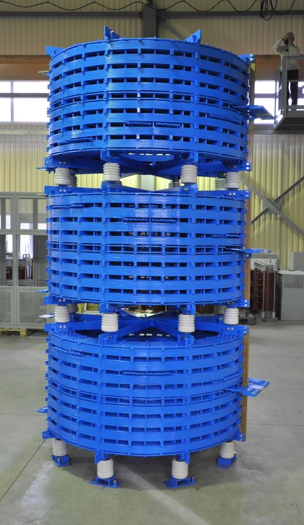 Реакторы электрические под заказ от завода-изготовителя.