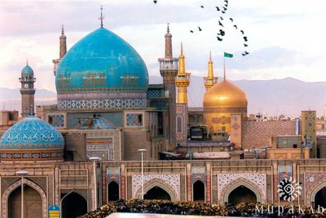 Персидская мозаика авторский тур в Иран с 08.04.2018 на 15 дней