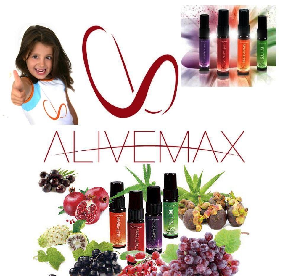 Компания AliveMax. Очищение и омоложение организма.