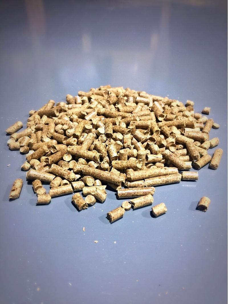Пеллеты топливные 6 мм