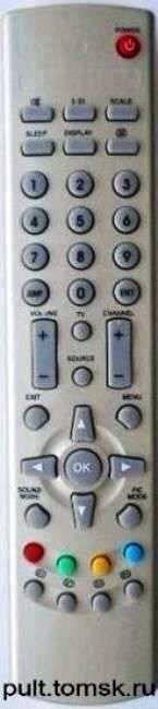 Пульт BBK LT1504S