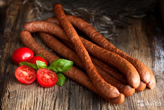 Оболочка для домашней колбасы