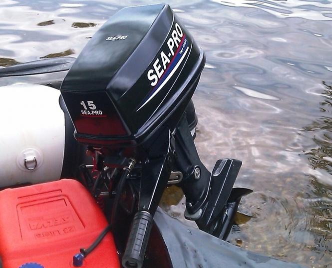 Лодочный мотор SEA-PRO 2.6