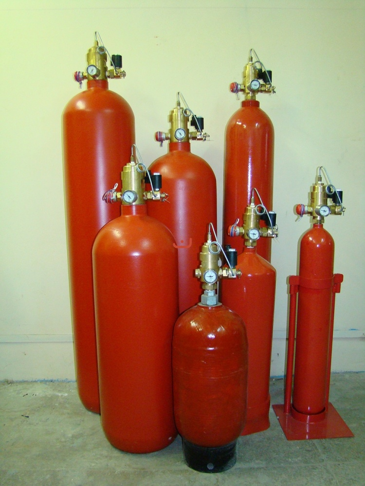 вывоз фреон хладон баллоны огнетушители авиационные система пожаротушения