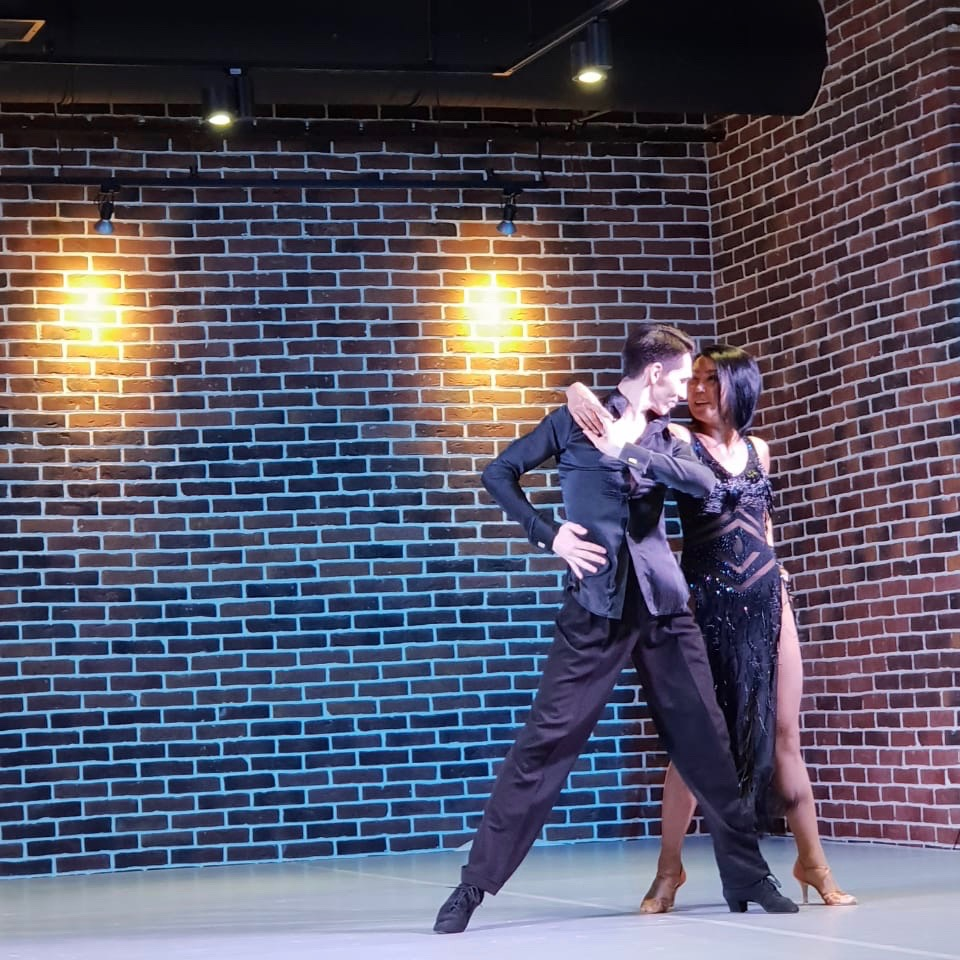 Профессиональное обучение танцам