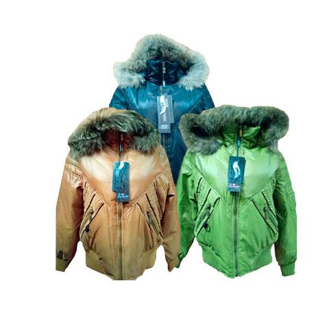 Пуховики, куртки женские.