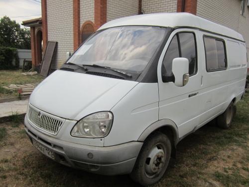 ГАЗ ГАЗель 2705, 2007, 140лс