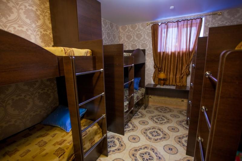 Снять хостел в Барнауле в небольших общих комнатах
