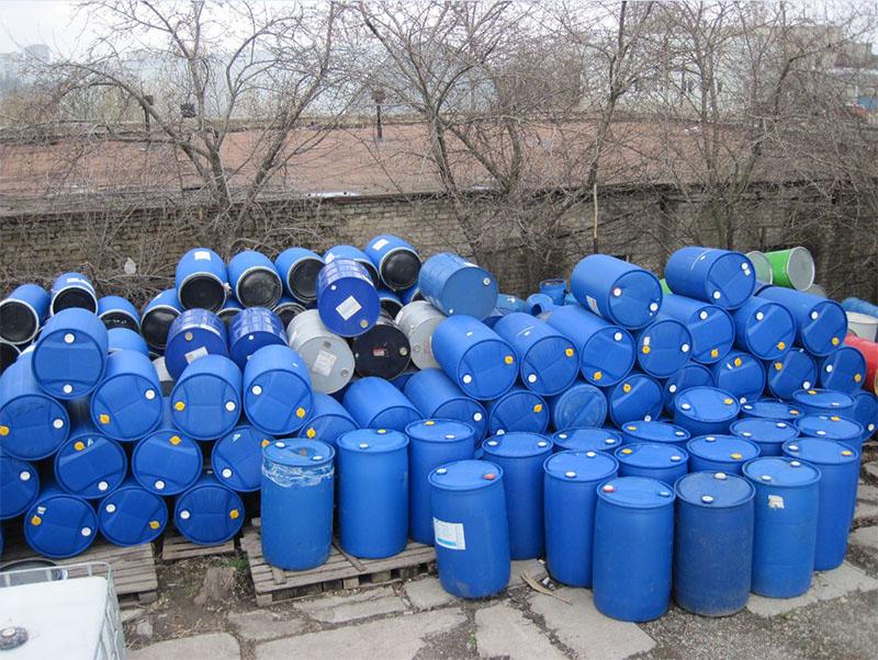 Бочки пластиковые 2ООл в хорошем состоянии Харьков