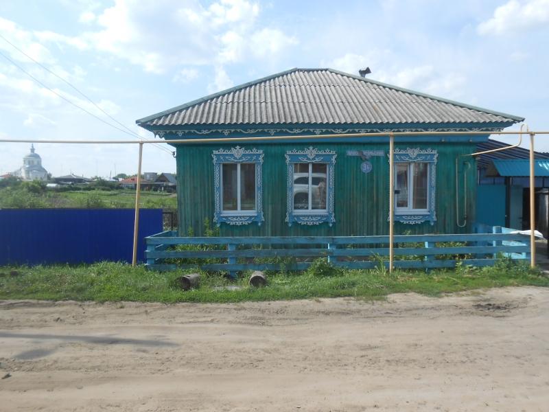 Продам индивидуальный жилой дом в р.п.Каргаполье пер.Красноуральский
