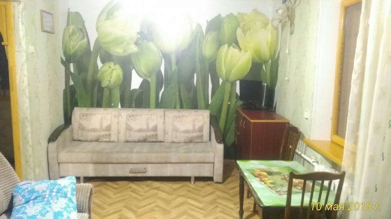 Квартира на Бекетова