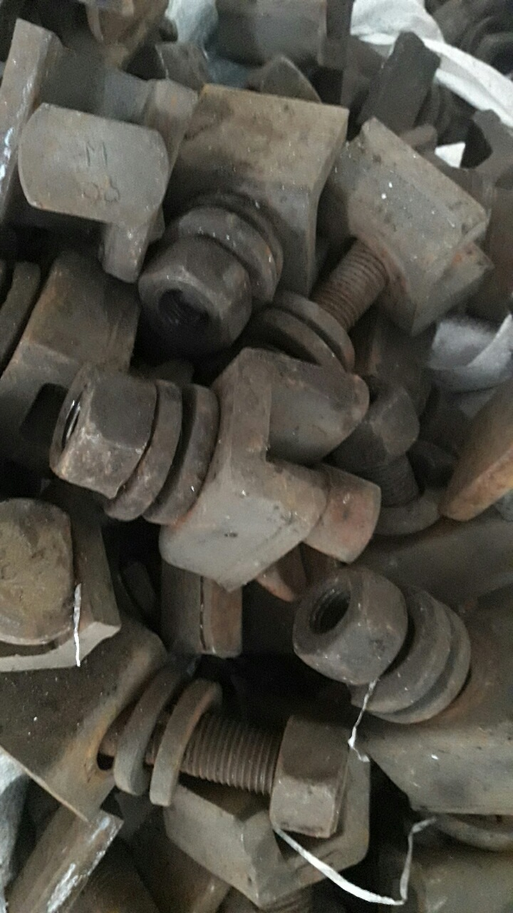 Болт клеммный М22х75 в сборе ГОСТ 16016-79 бу на складе