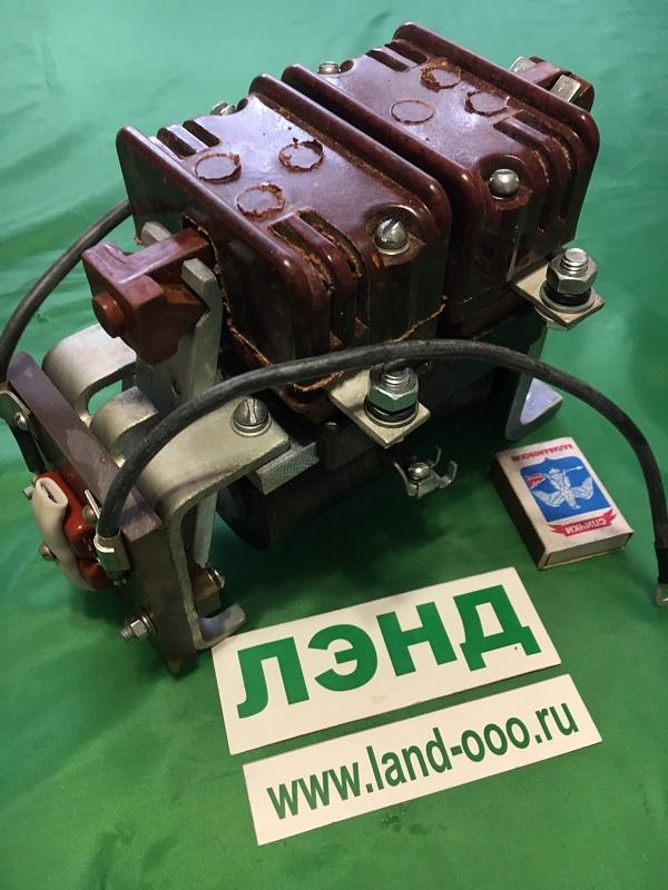 Контактор электромагнитный МК-66 для электровоза