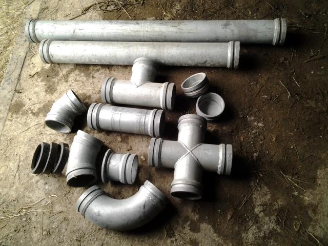 Трубы ПМТ-100, ПМТ-150, ПМТП-150 и ПМТБ-200