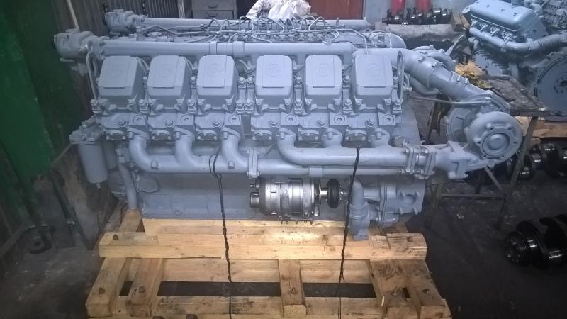 Двигатели ЯМЗ 240 серии со склада