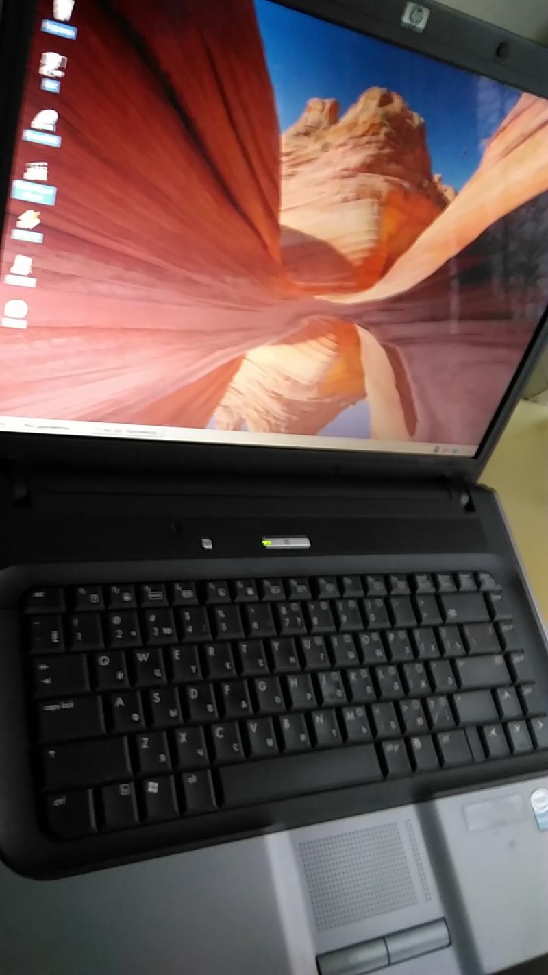 Ноутбук PB, 2133 Mhz 1 Gb 15,4 dvd usb lan  Хор. сост