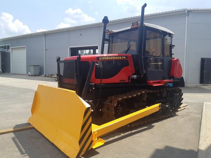 Новый бульдозер.Трактор ДТ-75 2020 года выпуска.