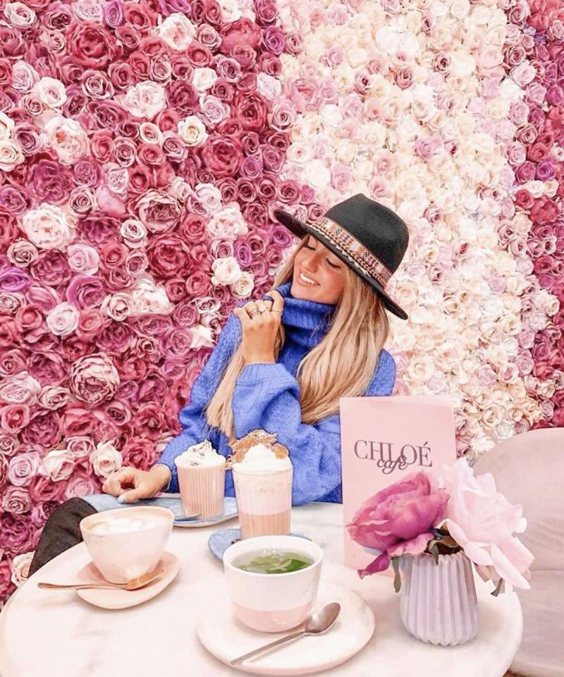 Бизнес-ланчи в кафе Chloe на Васильевском