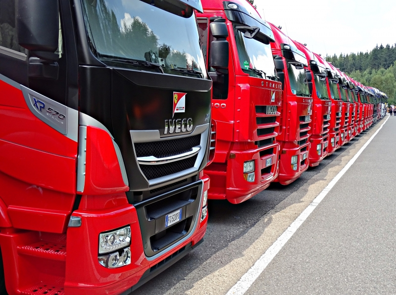 Работаем по всей Европе, заказы на международную перевозку