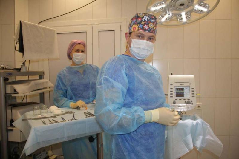 Профильная клиника Эксперт в Москве